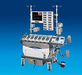 図2 人工心肺装置